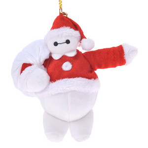 Baymax natal ornaments
