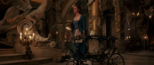Beauty and the Beast (2017) wallpaper titled Beauty and the Beast Trailer HD screencaps