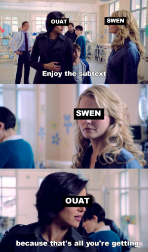 Being Swen is hard