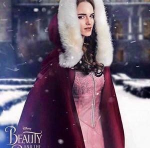 Belle (Emma Watson BATB,2017)