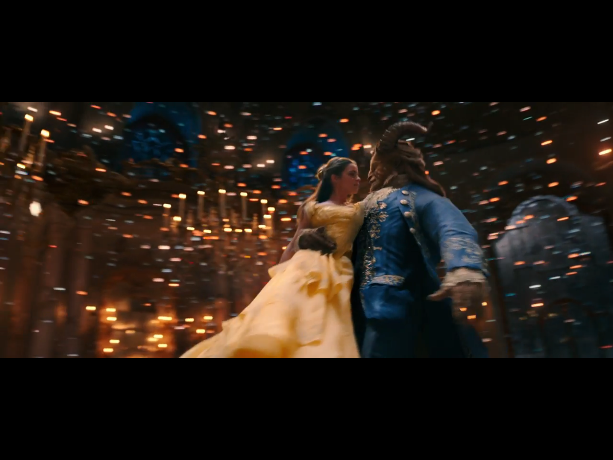 Belle and Beast waltz