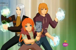 Beta Team in Tara Duncan
