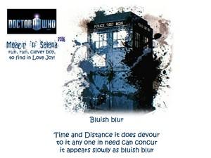 Bluish blur