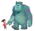 Boo and Sully