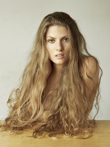 Blonde Hair wallpaper entitled Candice De Visser