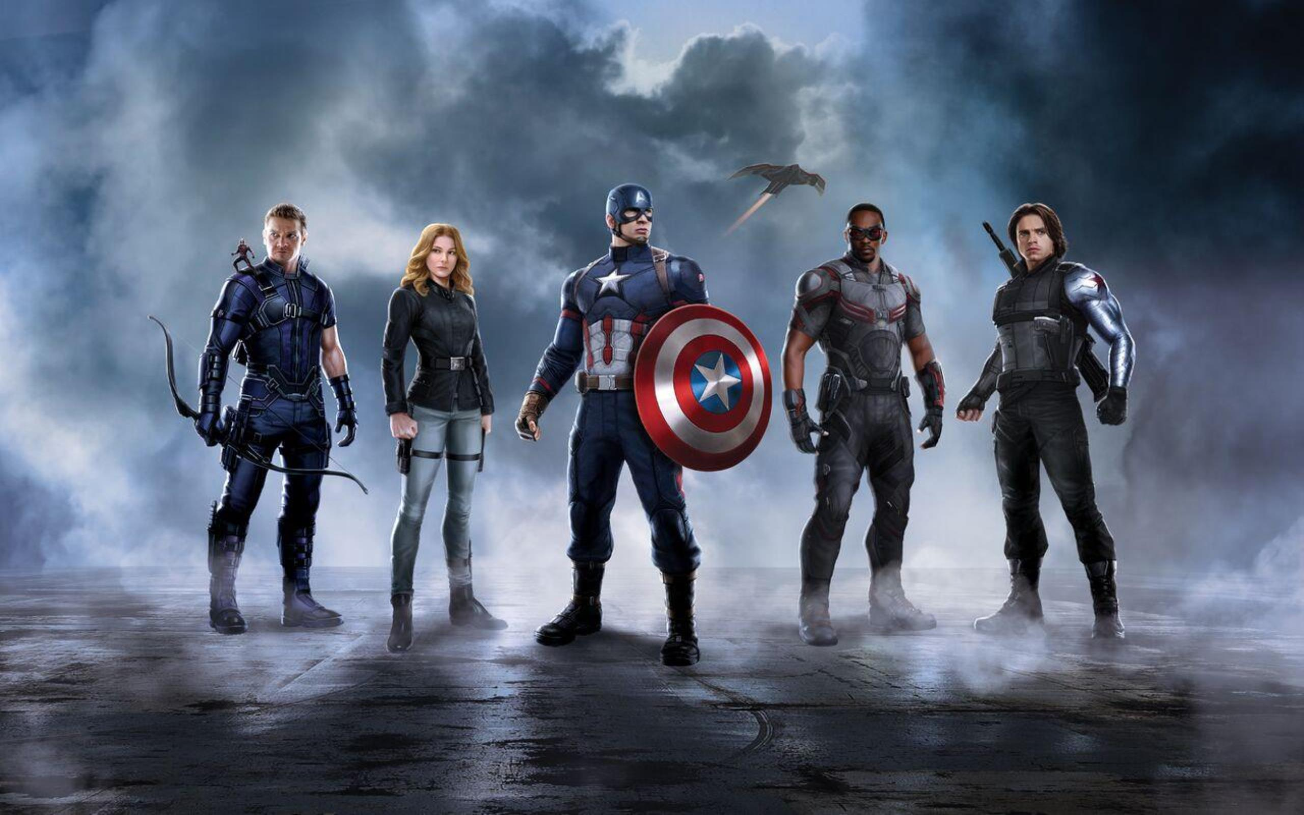 Captain America Civil War Fondo De Pantalla Movie Trailers