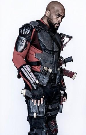 Character Portrait ~ Deadshot