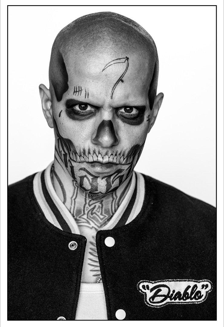 Character Portrait ~ El Diablo