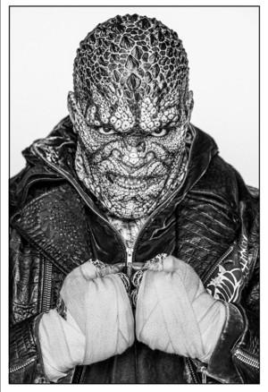 Character Portrait ~ Killer Croc