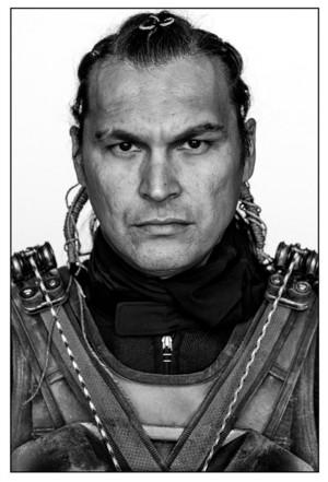 Character Portrait ~ Slipknot