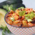 Chili Bean Soup by Wai Lana
