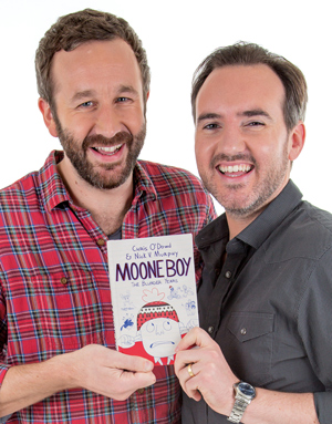 Chris O'Dowd and Nick Murphy