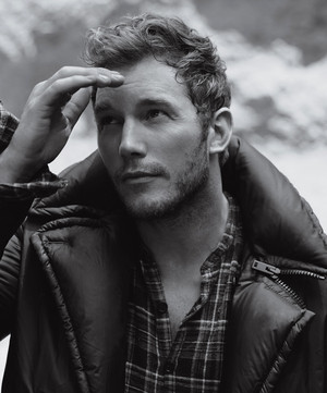 Chris Pratt - InStyle Photoshoot - September 2016