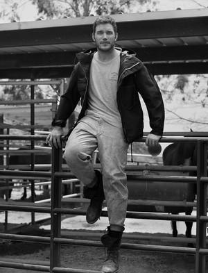 Chris Pratt - InStyle Photoshoot - September 2016
