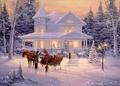 Christmas Eve - christmas fan art