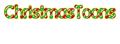 Christmas Toons (Logo) - christmas fan art