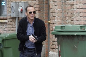 "Coulson in ""Spacetime"""