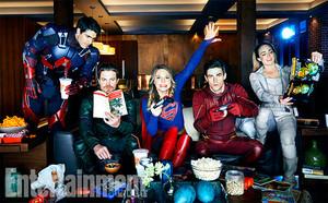 DCTV Superheroes