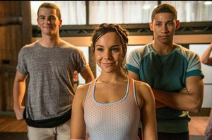 Dance Academy: The Movie - Ben, Abigail and Ollie