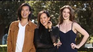 Dance Academy: The Movie - Christian, Abigail and Tara