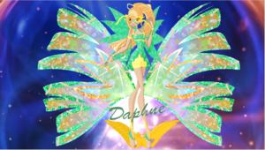 Daphne Arcanix Background