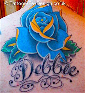 Debbie Tattoo