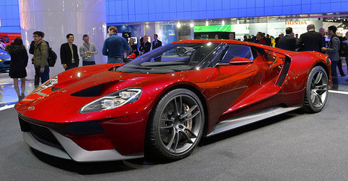 Ford GT images Design Of The 2016 2017 Ford GT wallpaper and ...