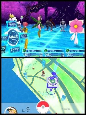 Digimon Video Games are better Pokemon Video Games suck