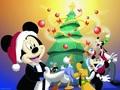 christmas - Disney Christmas  wallpaper