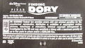 Disney•Pixar's Finding Dory (2003) VHS Black - finding-nemo photo