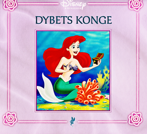 ডিজনি Princess বই – The Little Mermaid: The Rise of Cobaa (Danish Version)