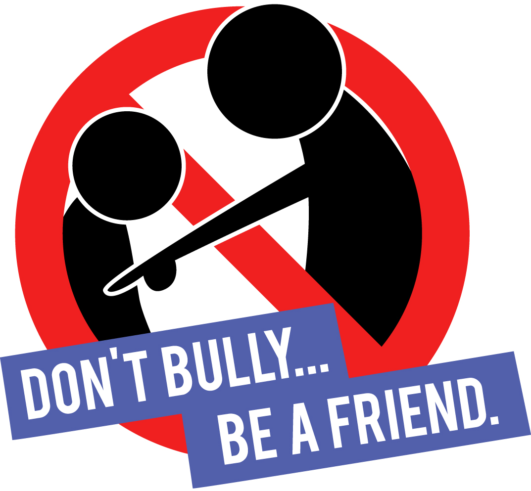 Don't bully Be A friend