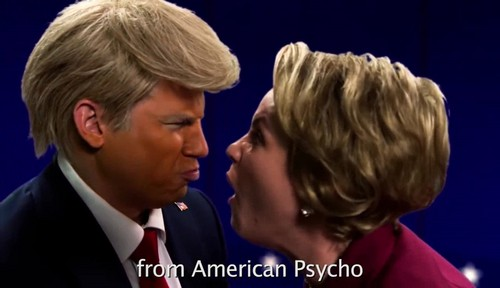 Epic Rap Battles of History wallpaper titled Donald Trump vs Hillary Clinton {Rap Video}