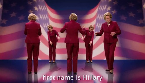 Epic Rap Battles of History wallpaper called Donald Trump vs Hillary Clinton {Rap Video}