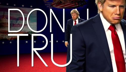 Epic Rap Battles of History wallpaper titled Donald Trump vs Hillary Clinton {Rap Video}