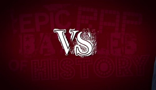 Epic Rap Battles of History wallpaper entitled Donald Trump vs Hillary Clinton {Rap Video}