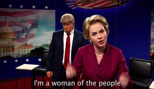 Epic Rap Battles of History wallpaper called Donald Trump vs Hillary Clinton {Rap Video}