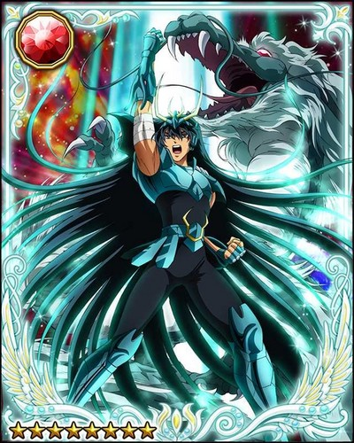 Shiryu The Dragon Saint Seiya Fans Images Dragon Shiryu HD