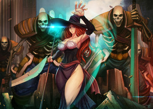 Dragon's Crown | Sorceress
