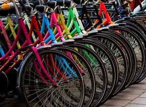 Dutch Bicycles.