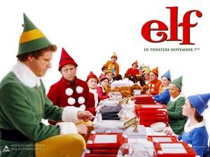 Elf (2003) Wallpaper