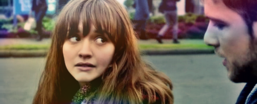 Olivia Cooke wolpeyper called Emma Decody