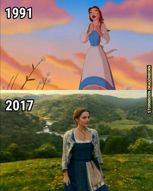 Belle (BATB 1991/2017)