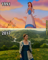 Belle (BATB 1991/2017) - beauty-and-the-beast-2017 photo