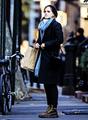 Emma Watson spotted out and about on November, 28 - emma-watson photo