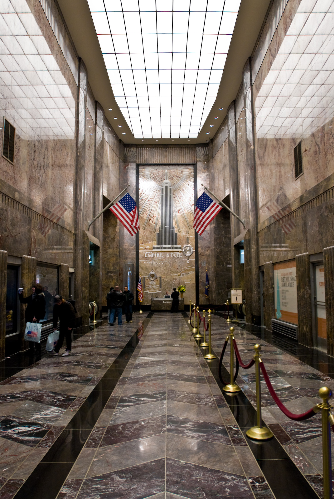 Empire State Building Foyer