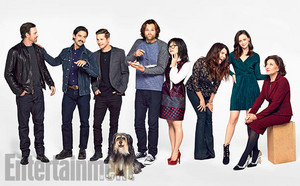 Entertainment Weekly 'Gilmore Girls' Photoshoots