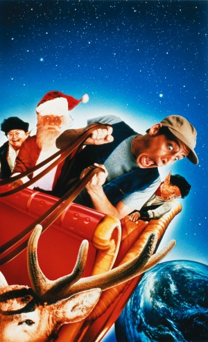 Ernest Saves Christmas (1988) Poster