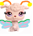 Fairy Poodle - littlest-pet-shop fan art