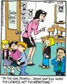 Fig Leaves, Not Fig Newtons - dennis-the-menace photo